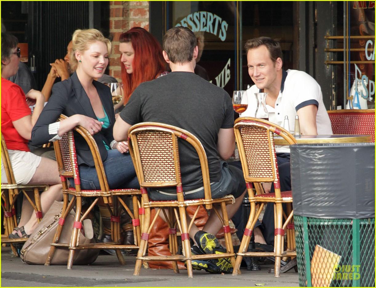 katherine heigl patrick wilson figaro cafe lunch 162813568