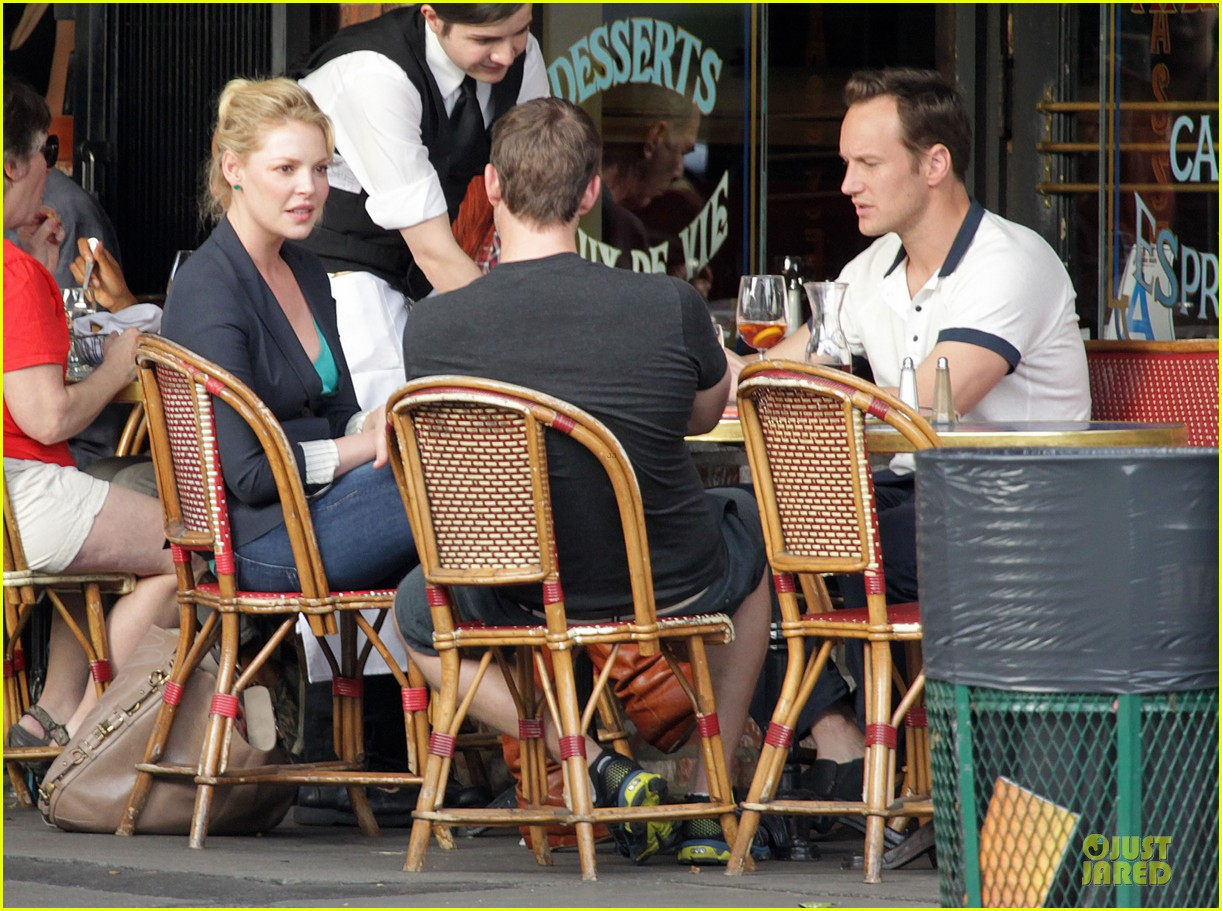 katherine heigl patrick wilson figaro cafe lunch 182813570