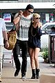 chris hemsworth elsa pataky sydney stroll with india 06