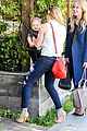 hilary duff mike comrie lax departure with luca 36