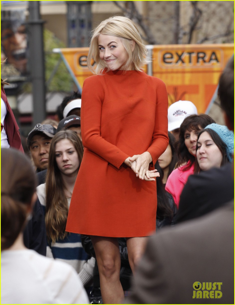 julianne hough sole society event extra appearance 04