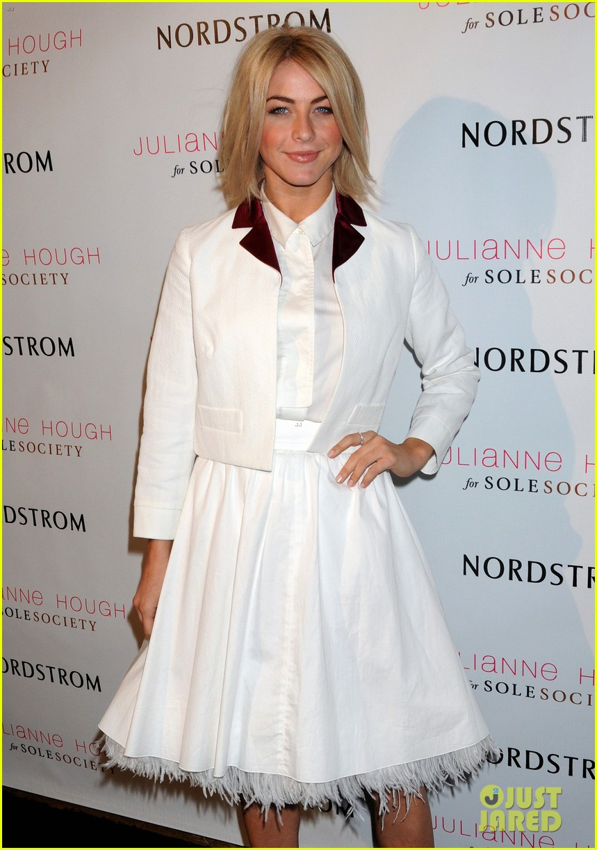 julianne hough sole society event extra appearance 08