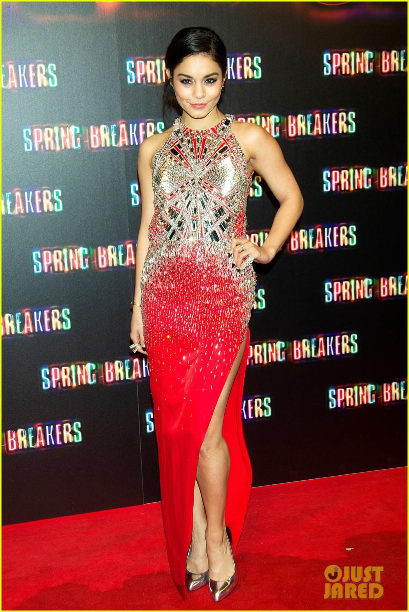 Vanessa Hudgens Spring Breakers Premiere