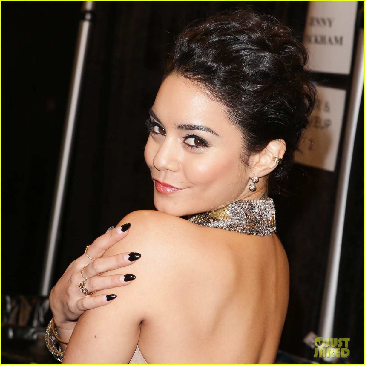vanessa hudgens katherine heigl jenny packham fashion show 022810724