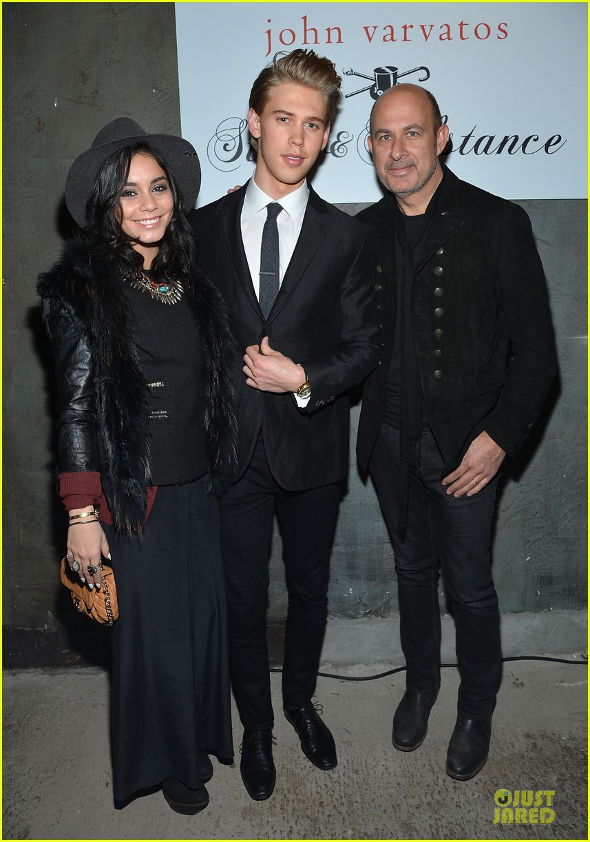 vanessa hudgens austin butler john varvatos site re launch 01