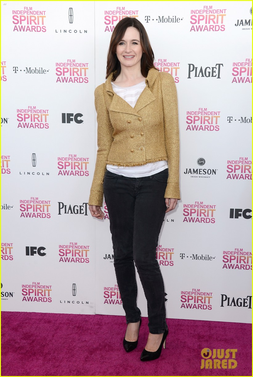 helen hunt emily mortimer independent spirit awards 2013 26