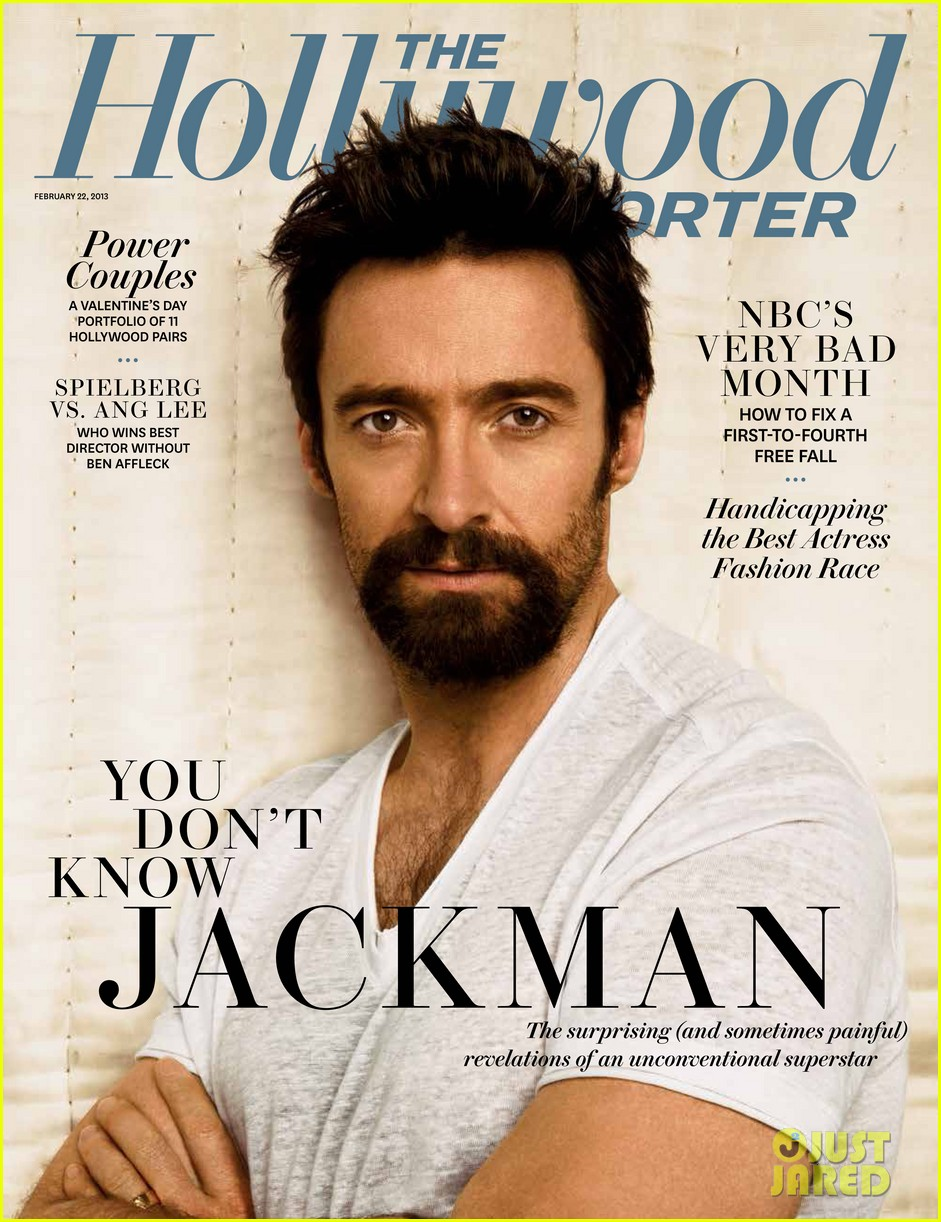 hugh jackman covers the hollywood reporter 012811416