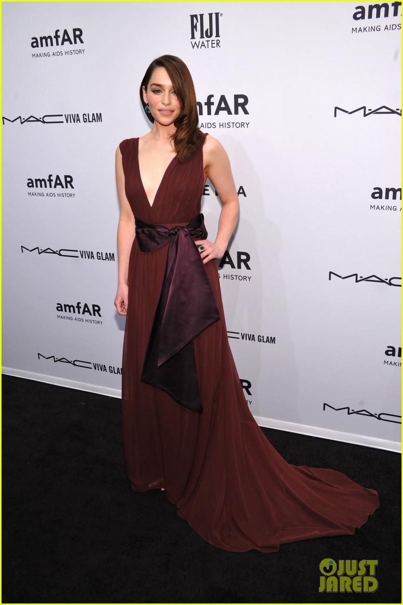 janet jackson emilia clarke amfar new york gala 2013 052806302