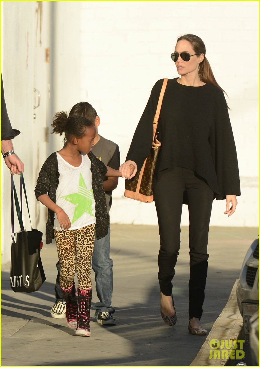 angelina jolie zahara pax urban outfitters shoppers 17