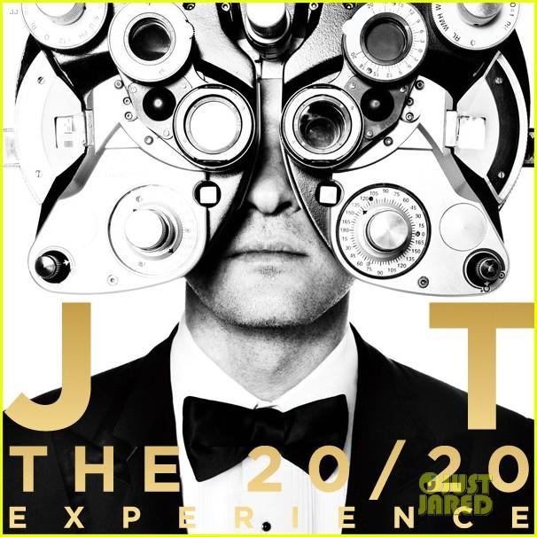 justin timberlake 20 20 experience artwork tracklisting 022806061