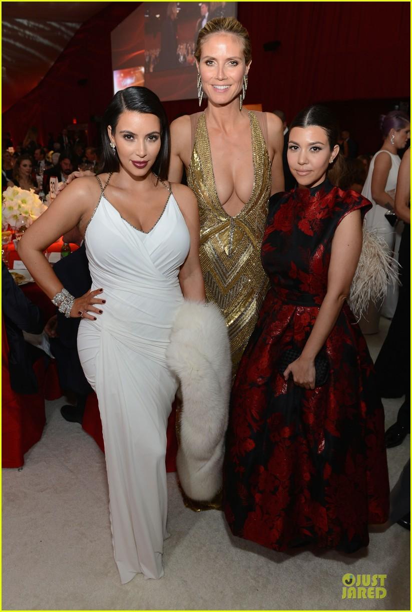 kim kardashian elton john oscars party 2013 012819612