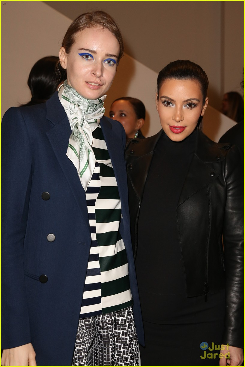 kim kardashian mario testino prism exhibit reception 03