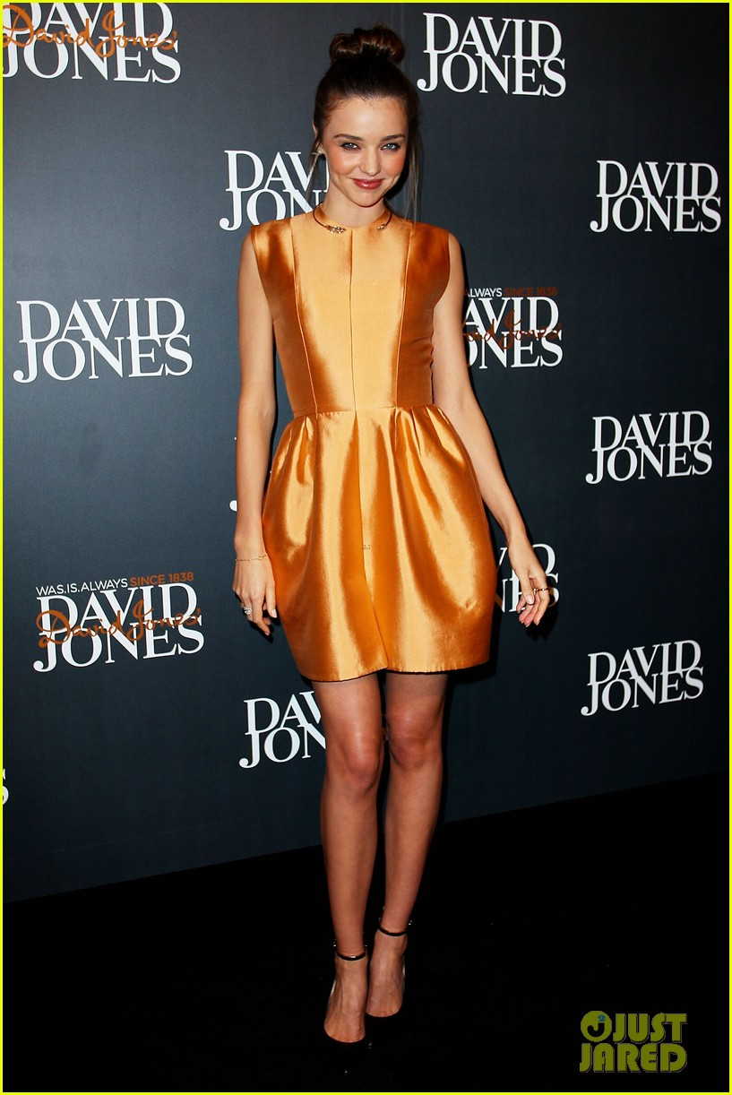 miranda kerr david jones season launch 09
