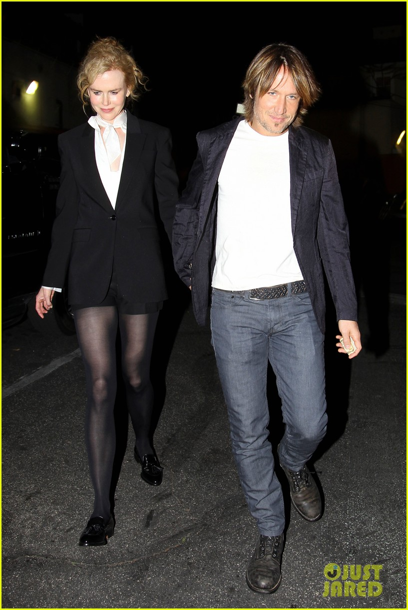 nicole kidman keith urban valentines day dinner date 032812663
