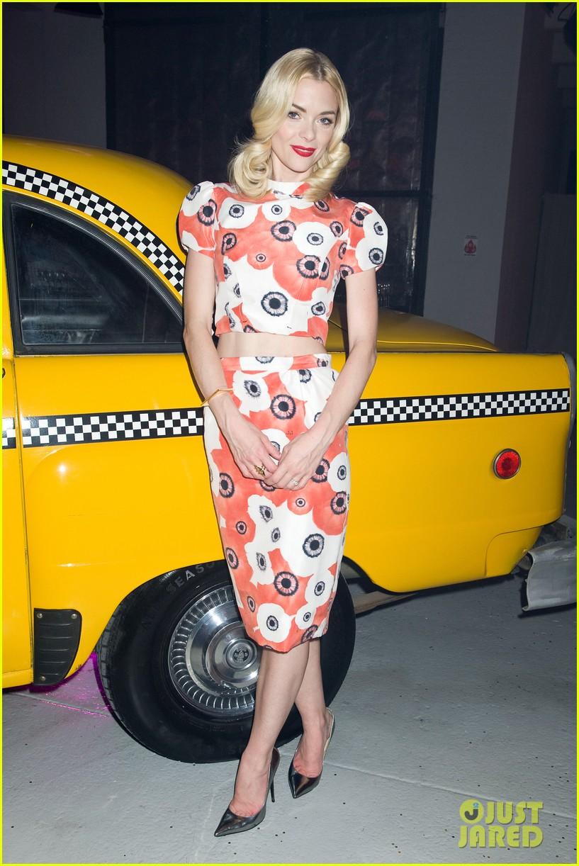 jaime king taxi cab cutie at kate spade celebration 182807863