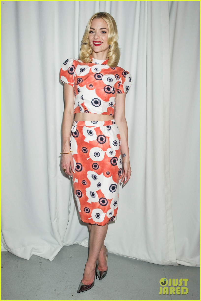 jaime king taxi cab cutie at kate spade celebration 252807870