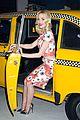 jaime king taxi cab cutie at kate spade celebration 21