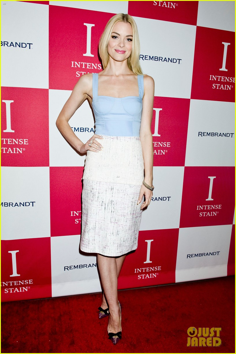 jaime king rembrandt hollywood party prep event 012816244