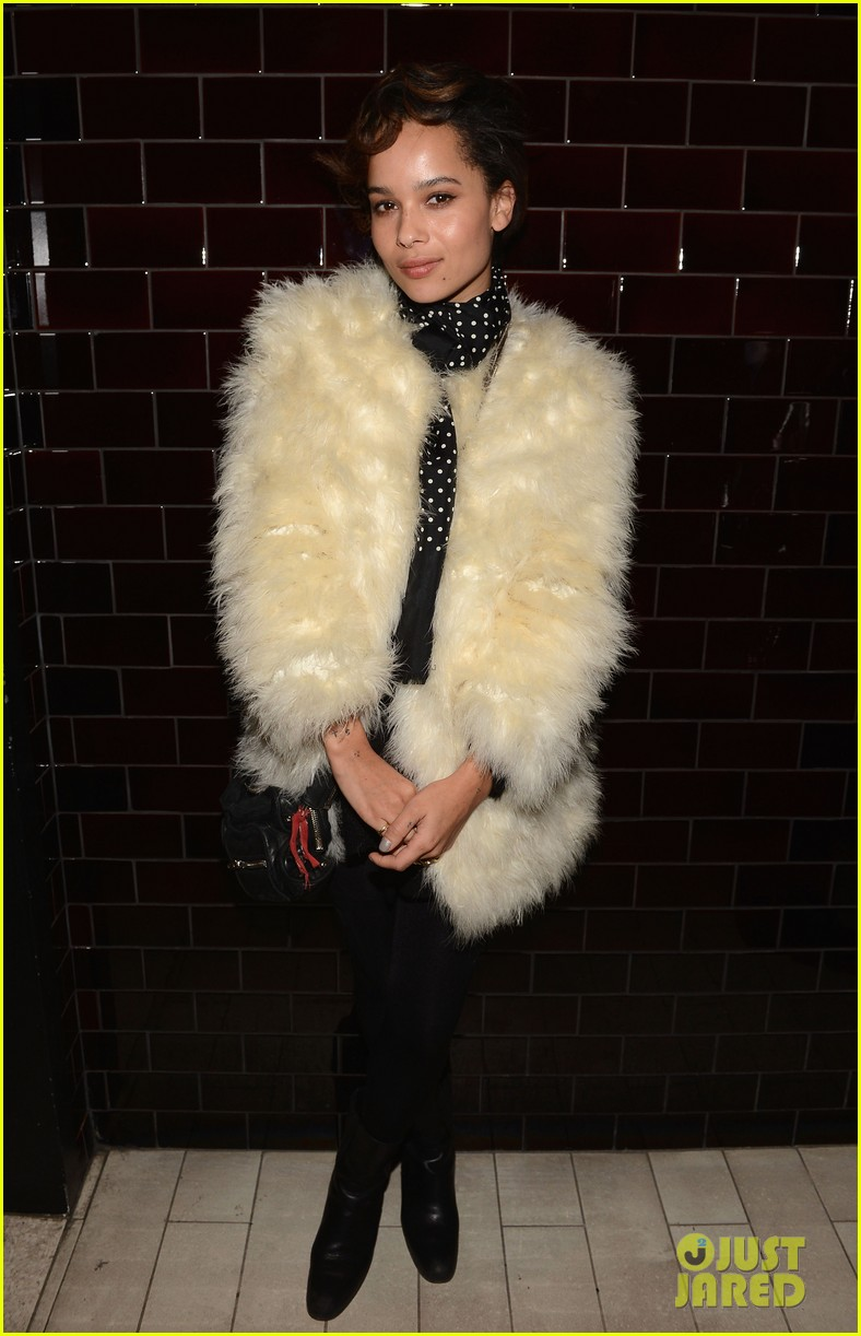 zoe kravitz la perla fashion week after party 082807140