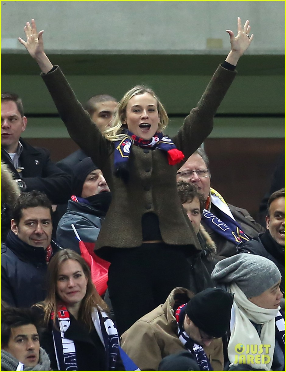 joshua jackson diane kruger germany vs france game 02