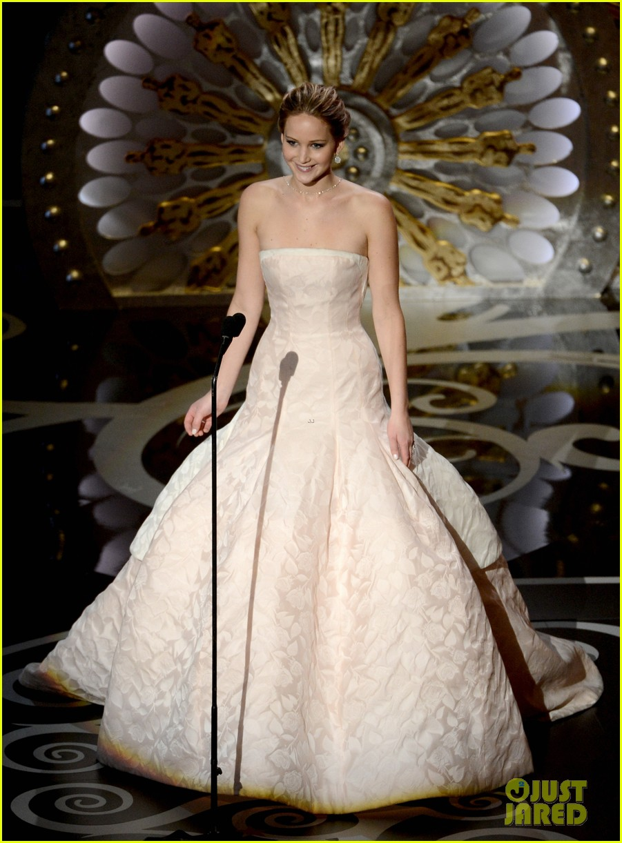 jennifer lawrence wins best actress falls on stage 272819879