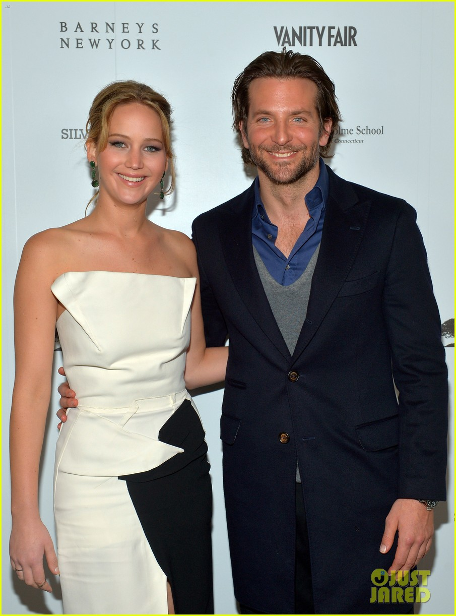 jennifer lawrence bradley cooper vanity fair pre oscar party 2013 022816265
