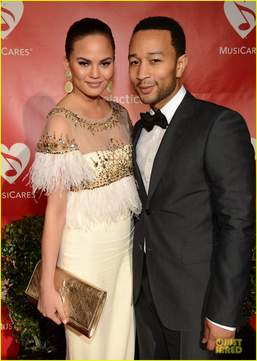 chrissy teigen john legend musicares person of the year couple 022807728