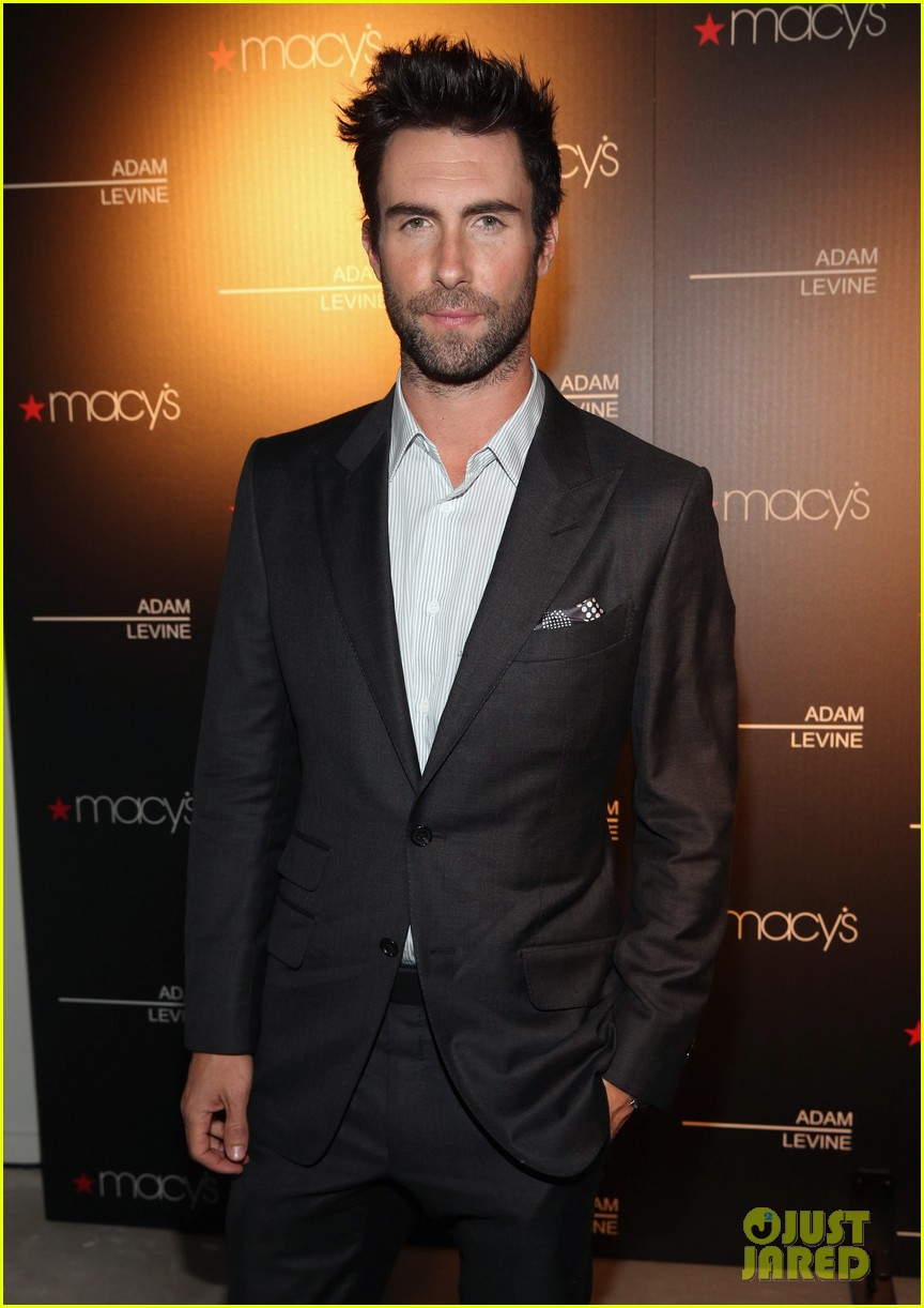 adam levine fragrance launch event 03
