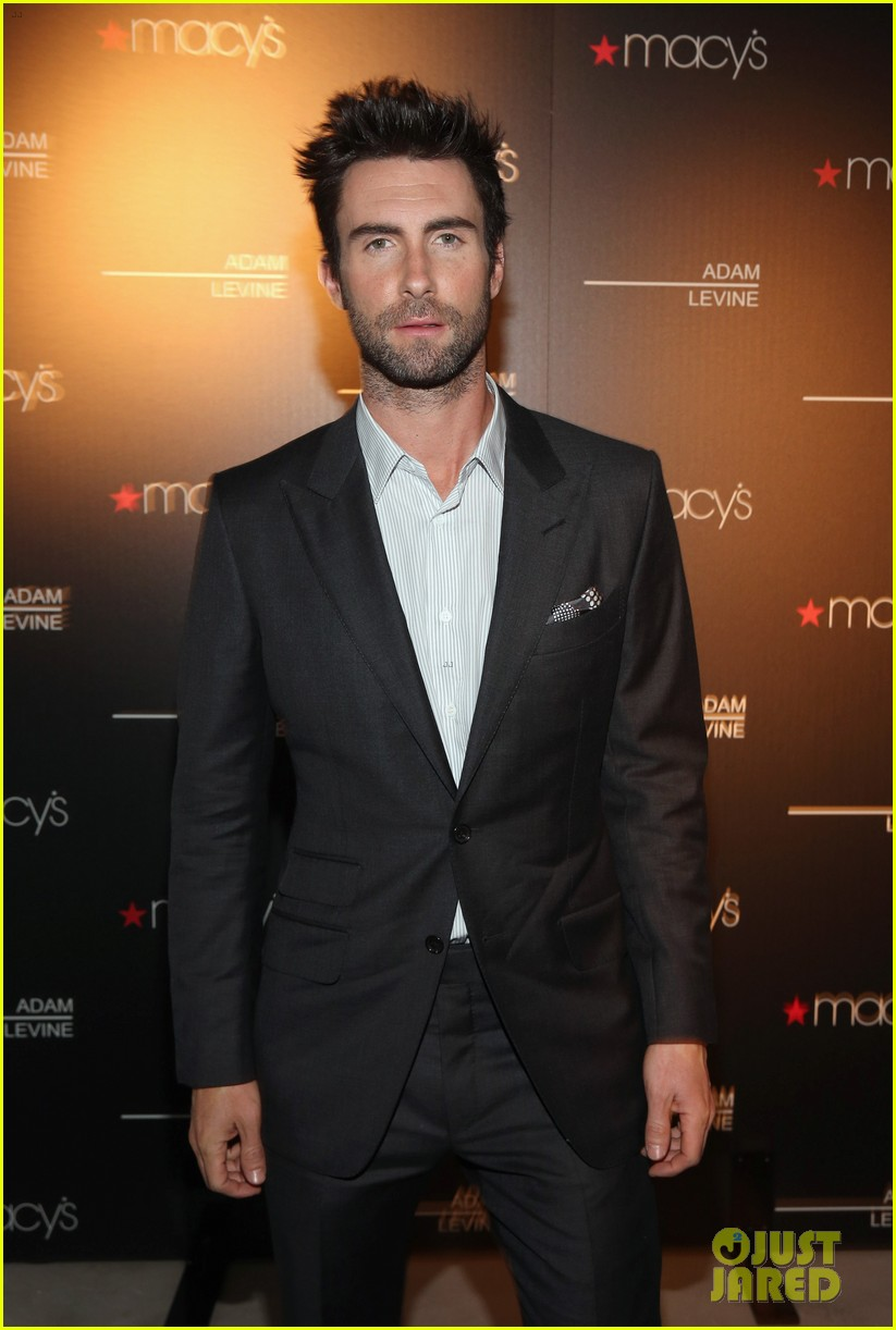 adam levine fragrance launch event 052806085