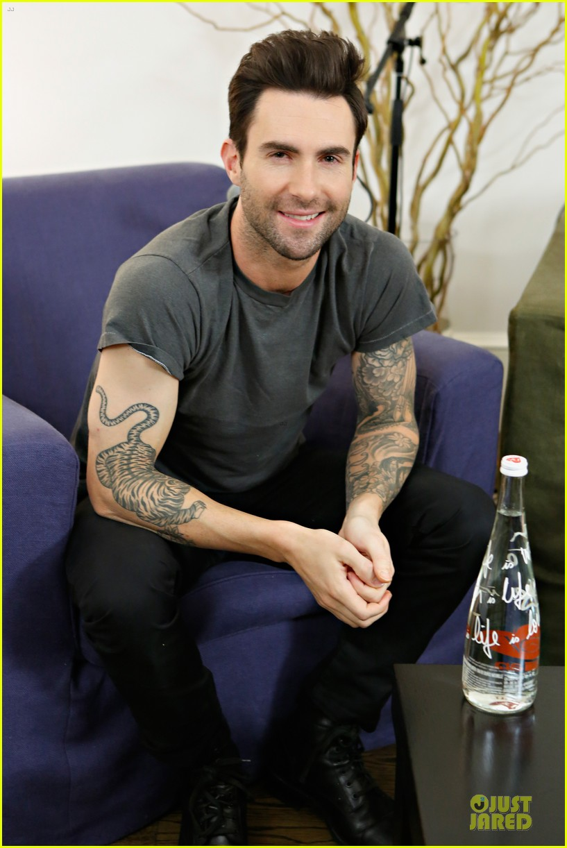 adam levine fragrance launch in new york city 06