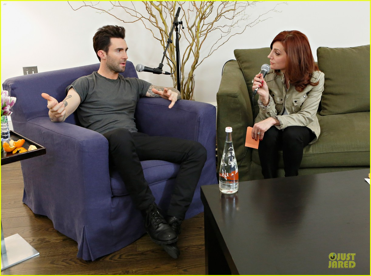 adam levine fragrance launch in new york city 072813205
