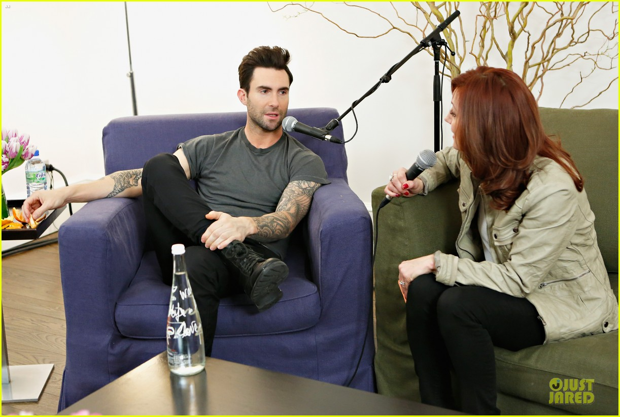 adam levine fragrance launch in new york city 20