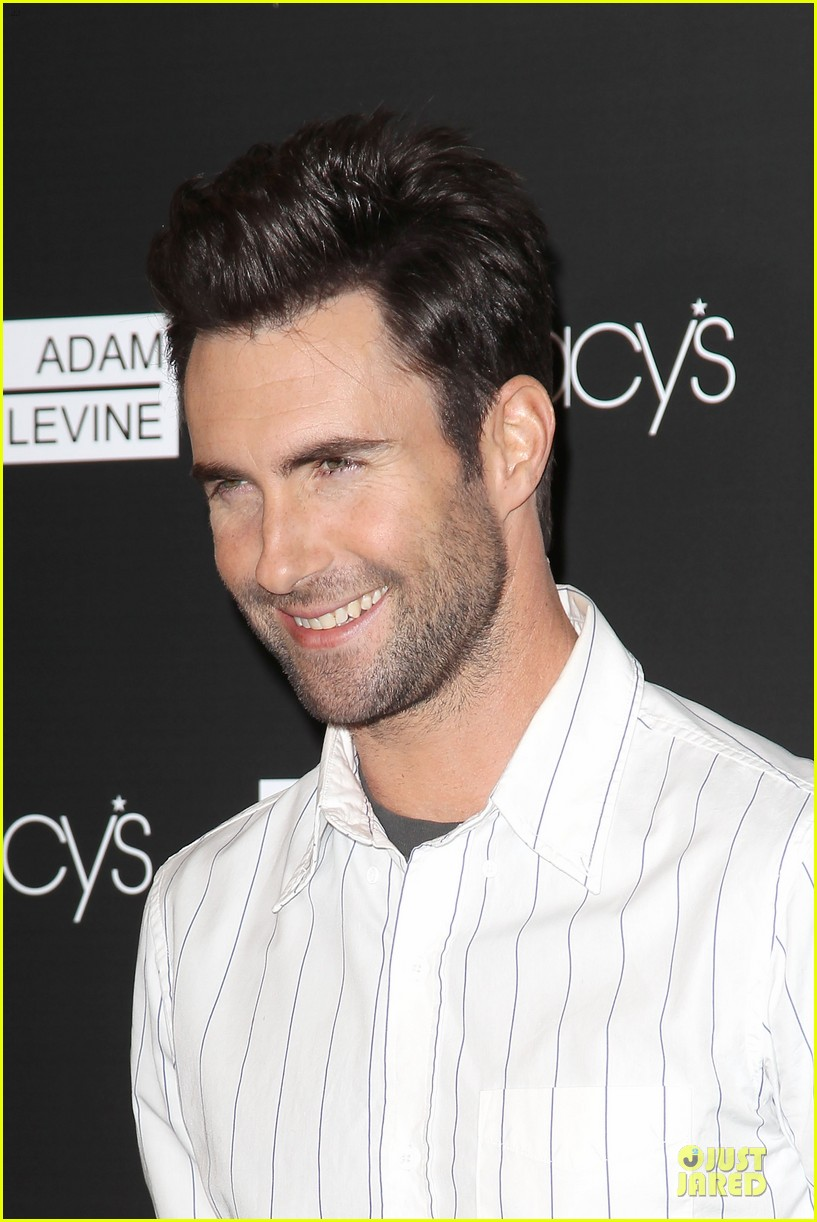 adam levine fragrance launch in new york city 352813233