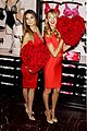 lily aldridge candice swanepoel victorias secret valentines promo 10