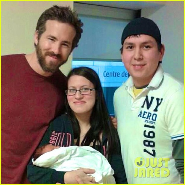 blake lively ryan reynolds visit sick children in hospital 042821856