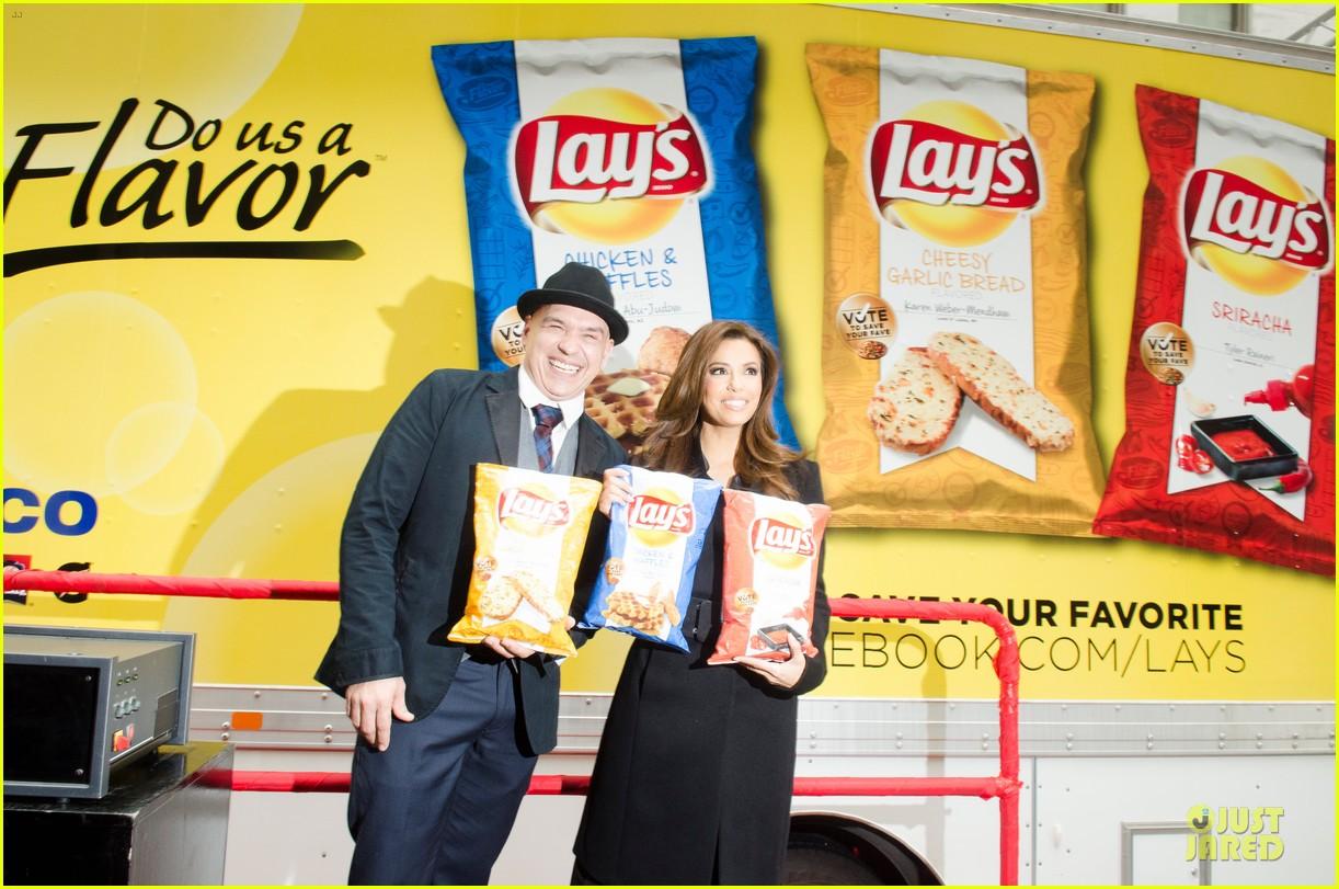 eva longoria lays do us a flavor contest finalists announcement 142811034