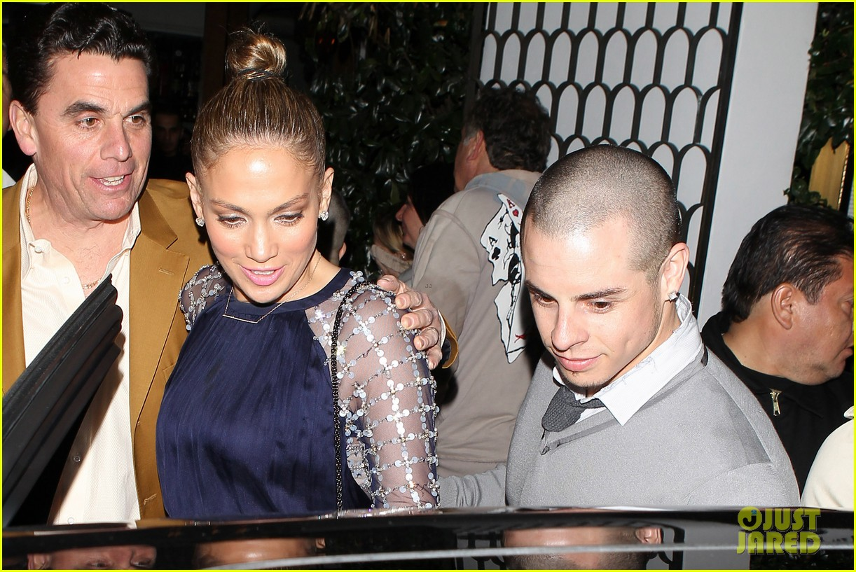 jennifer lopez casper smart cecconis couple 082808268