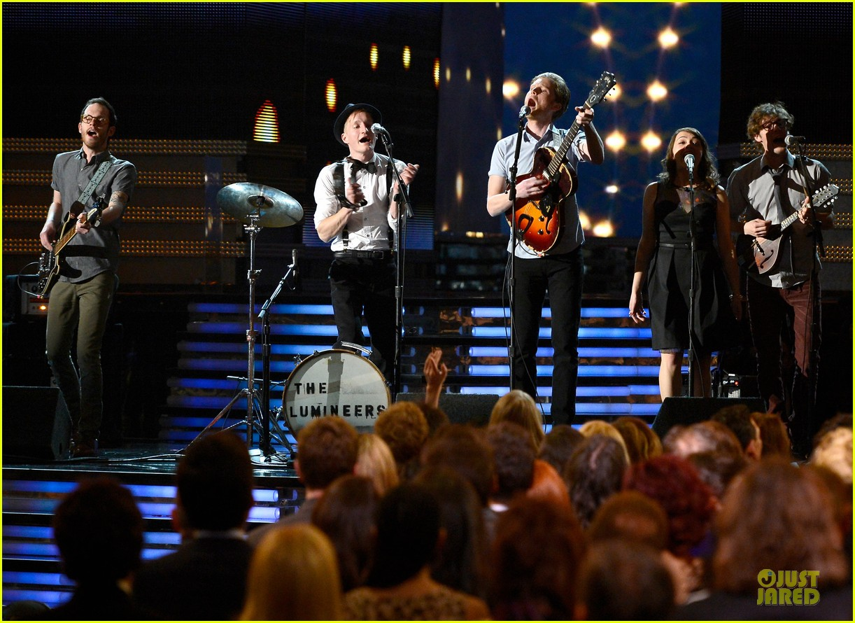 the lumineers grammys 2013 performance watch now 052809572