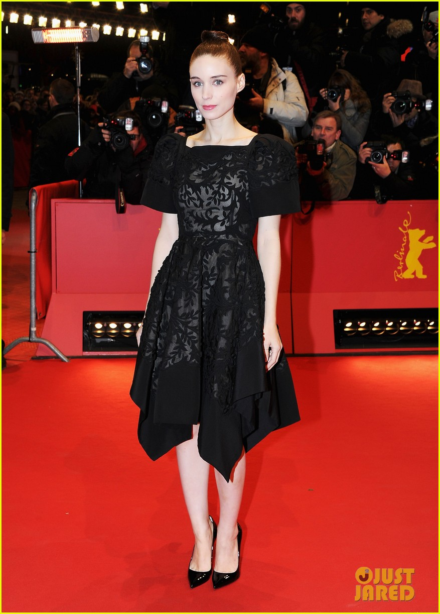 rooney mara jude law side effects berlin premiere 05