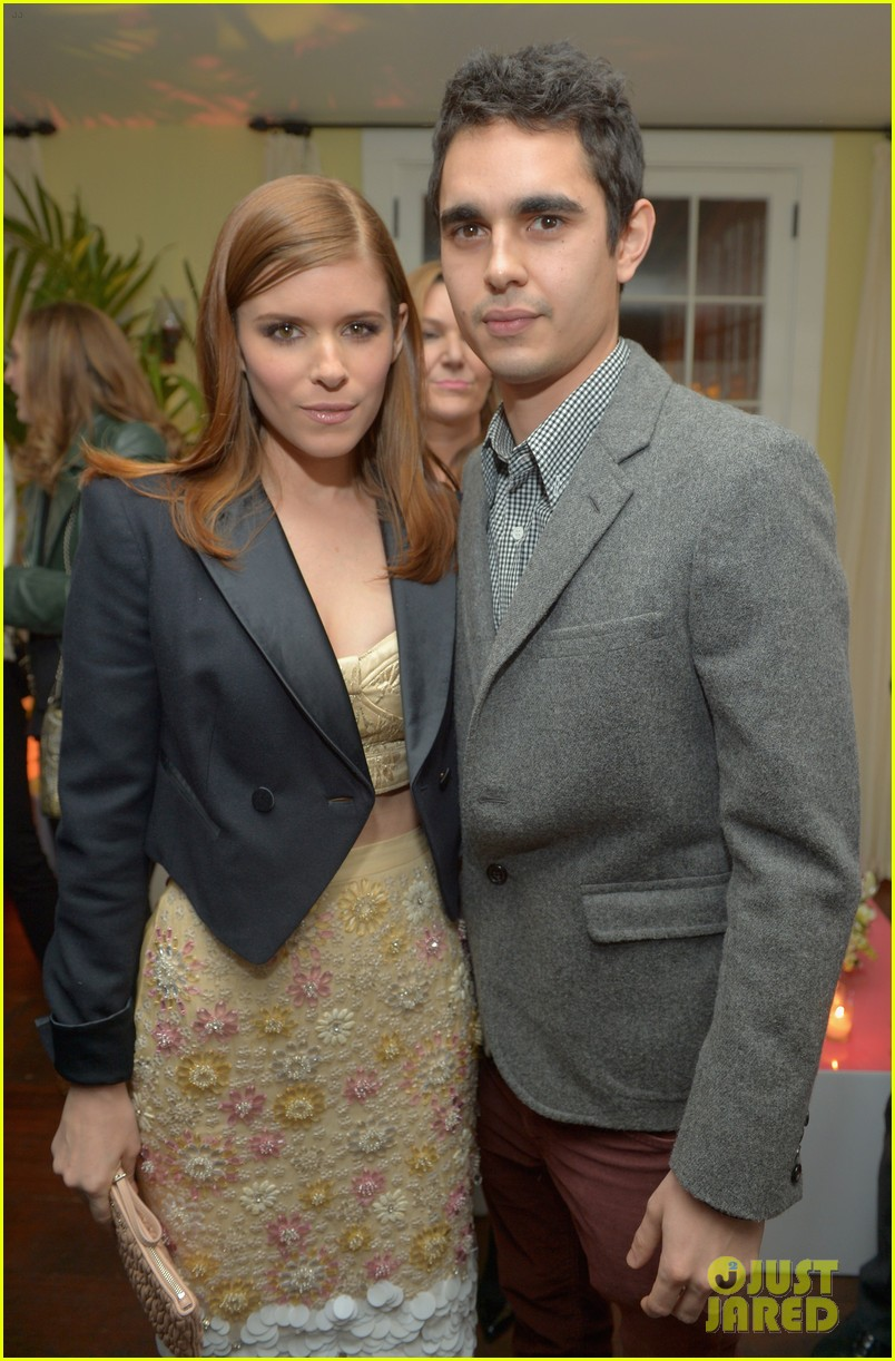 kate mara max minghella vanity fair calendar event 02