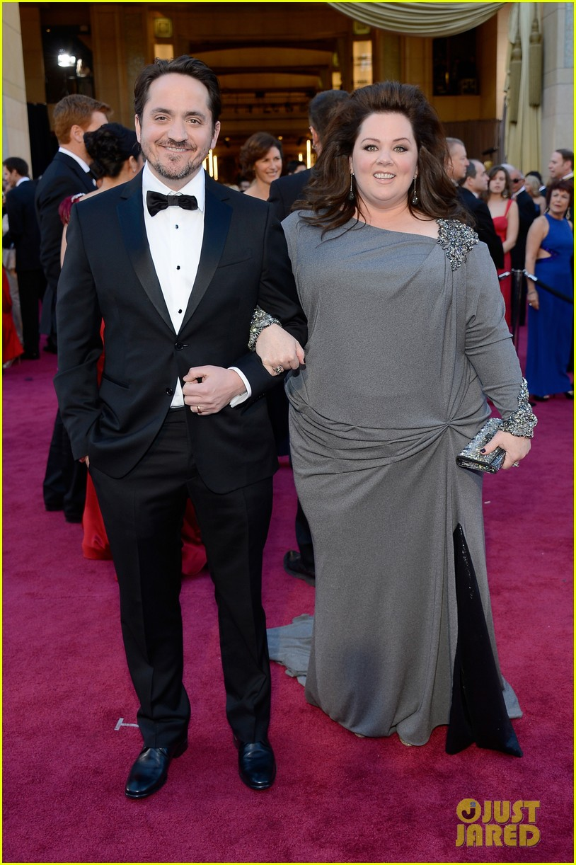 melissa mccarthy oscars 2013 red carpet 042819080