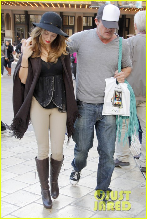annalynne mccord dominic purcell the grove couple 092808726