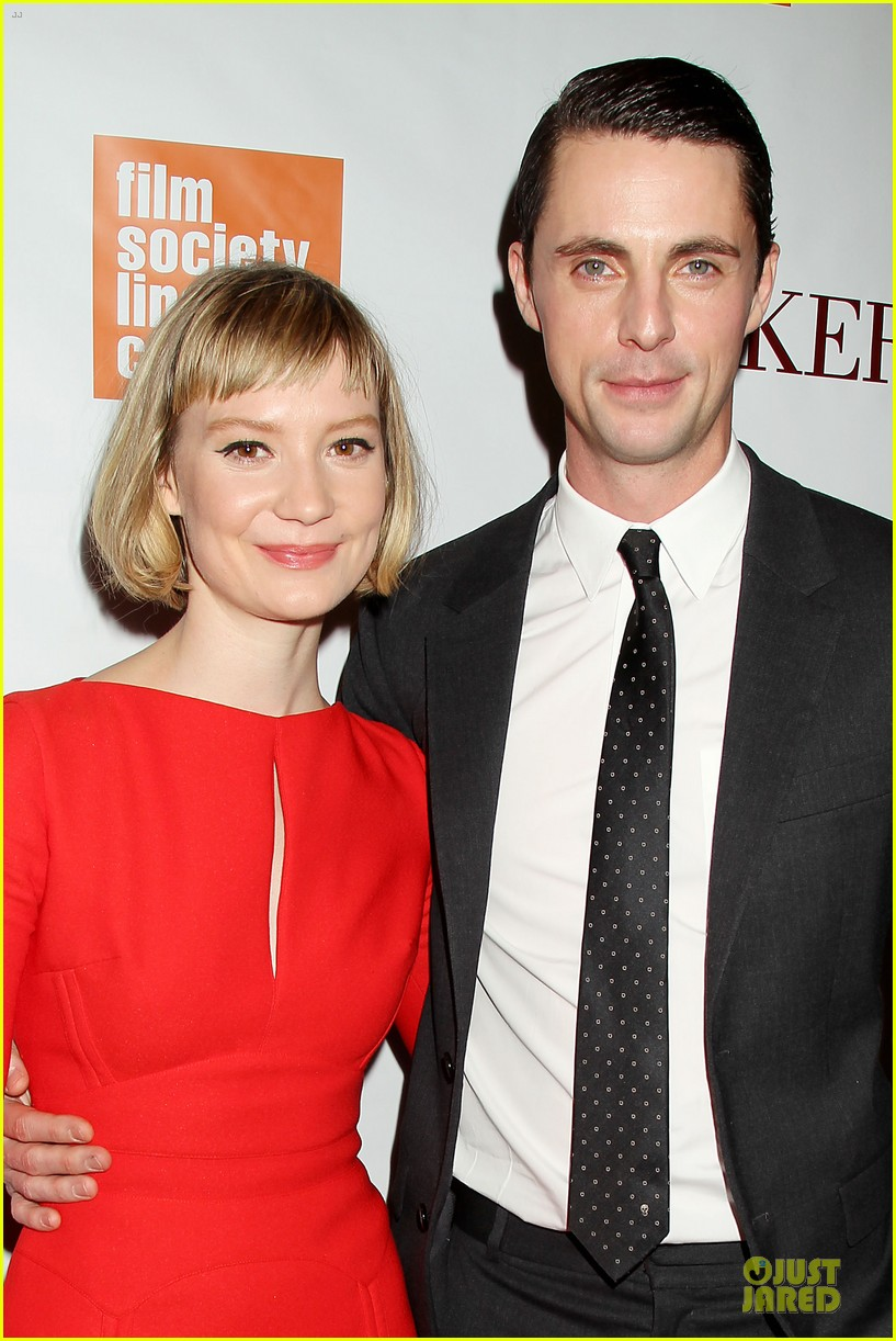 mia wasikowska matthew goode stoker new york screening 042822115