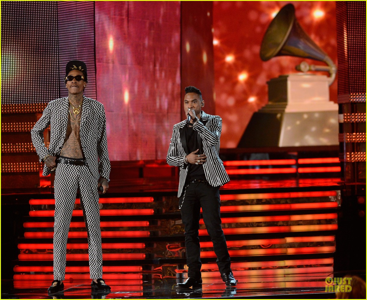 miguel wiz khalifa grammys 2013 performance watch now 03