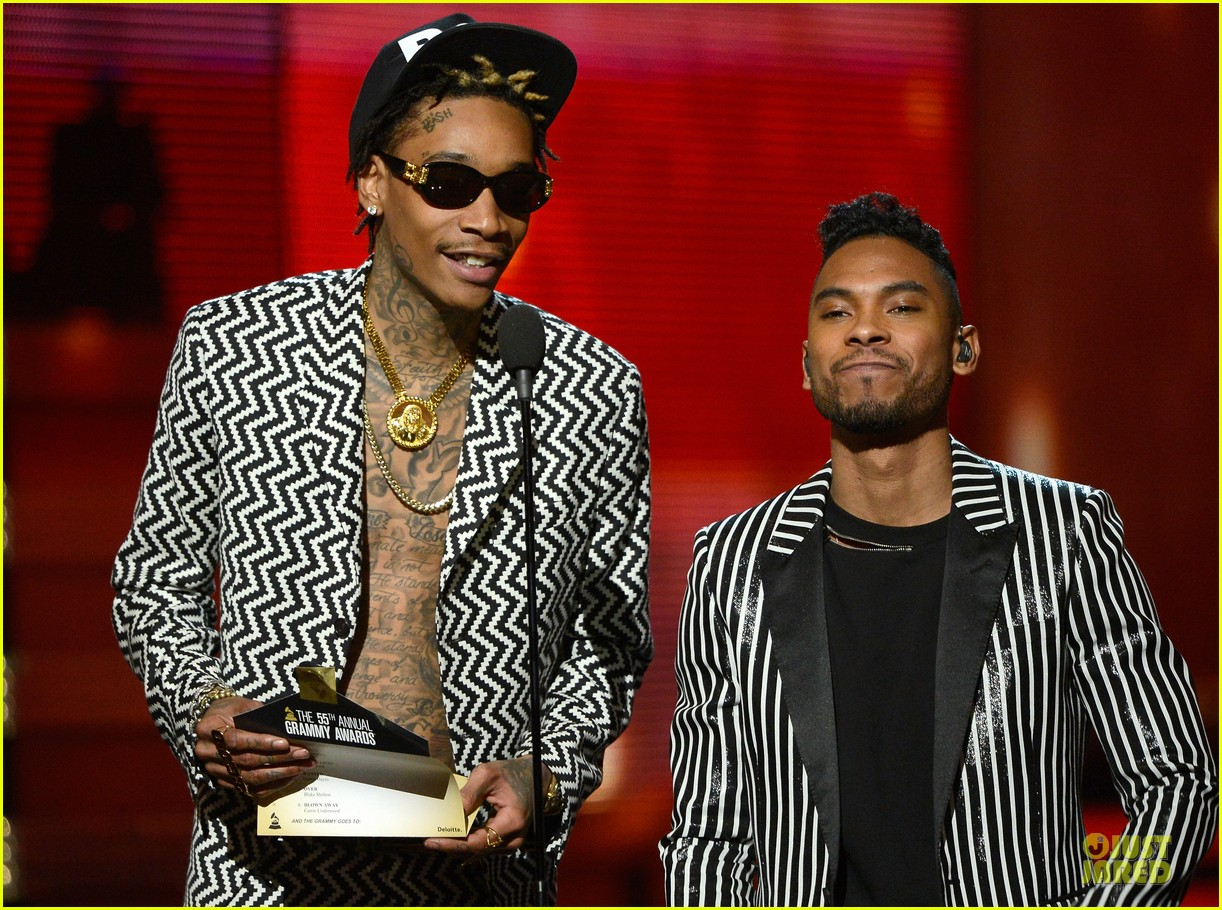 miguel wiz khalifa grammys 2013 performance watch now 04