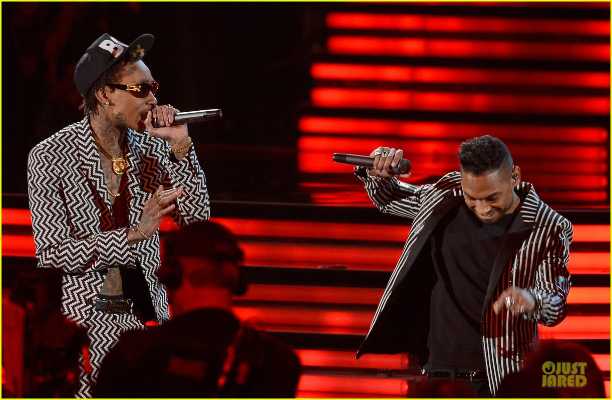 miguel wiz khalifa grammys 2013 performance watch now 072809519