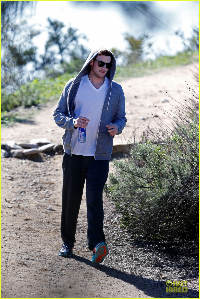 cory monteith east of main restaurant supporter 052817733