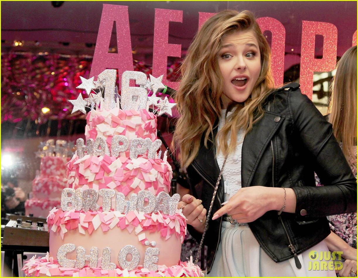 chloe moretz sweet 16 birthday bash with julianne moore 022806946