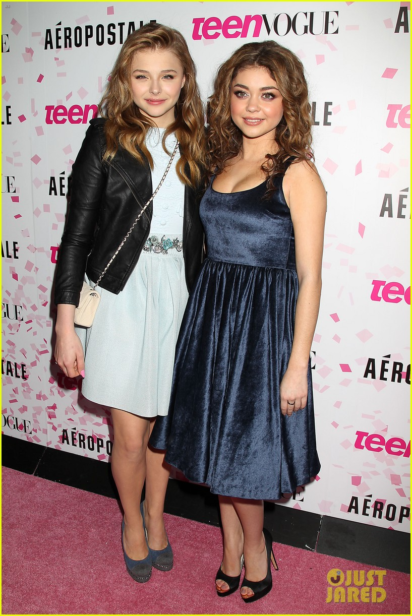 chloe moretz sweet 16 birthday bash with julianne moore 032806947