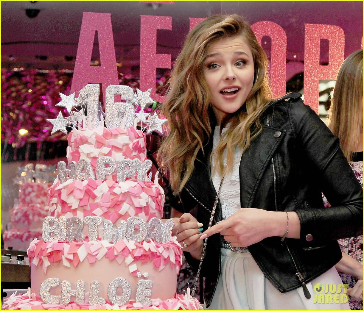 chloe moretz sweet 16 birthday bash with julianne moore 062806950